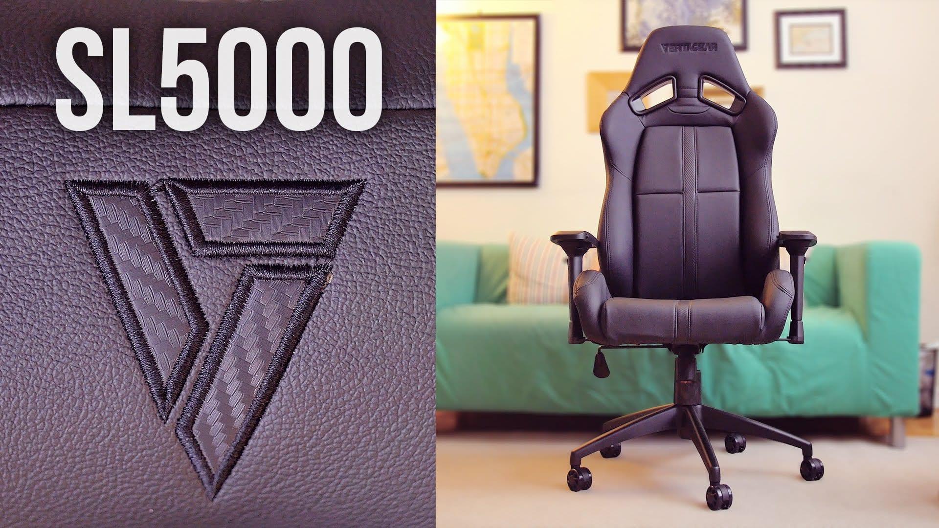 test vertagear sl5000