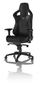 noblechairs epic gaming cuir